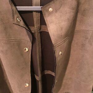 Zara duster coat